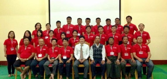 LAST DAYS OF TAUNGGYI PROJECT MANAGEMENT PROFESSIONAL (PMP)® COURSE