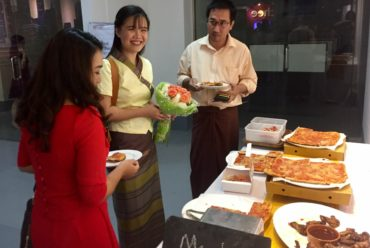 Aye Mya Thaw Da Congratulation Party
