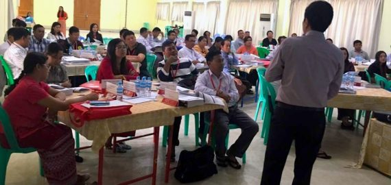 Student Reviews Project Management Professional (PMP)® Naypyitaw