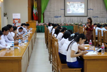 Seminar at the Ministry of Electricity and Energy