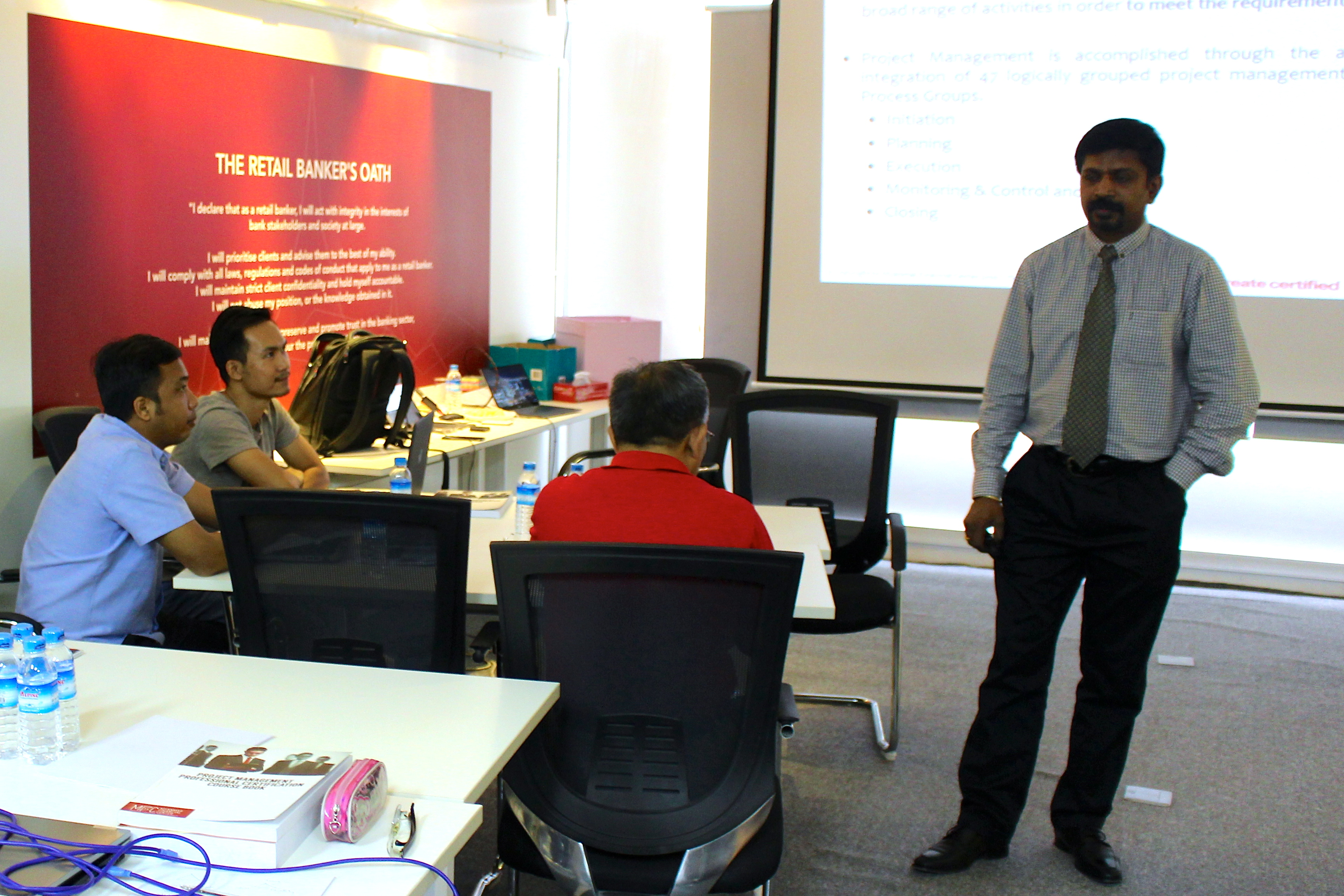 Boot Camp Project Management Professional Pmp Myanmar